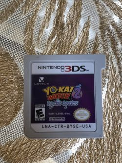 Nintendo 3DS Yo-kai Watch 2 Psychic Scepters for Sale in Happy Valley,  OR