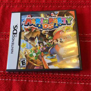 Nintendo Mario Party DS for Sale in Miami, FL