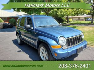 2005 Jeep Liberty Limited for Sale in Boise, ID
