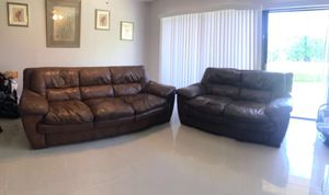 Couches for sale!! for Sale in Boca Raton, FL