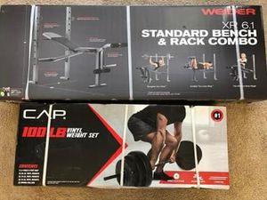 Home gym bundle for Sale in Boston, MA