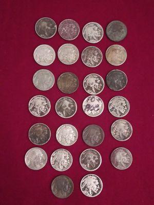 Buffalo Coins Very Old / Monedas Antiguas for Sale in Pasadena, TX