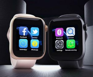 2019 smart watch with hd camera, Bluetooth calling, phone heart rate monitor for iPhone & Android specs in picture for Sale in Phoenix, AZ