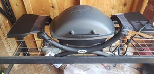 Weber Q1400 electric grill for Sale in Castroville, CA