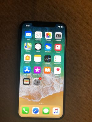 iPhone X 64GB for Sale in Harvey, IL