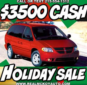 2007 Dodge Grand Caravan Passenger for Sale in Upper Darby, PA