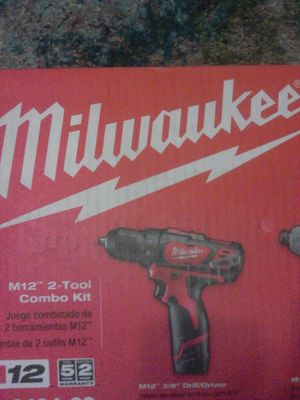 Milwaukee M12 Combo Kit for Sale in US