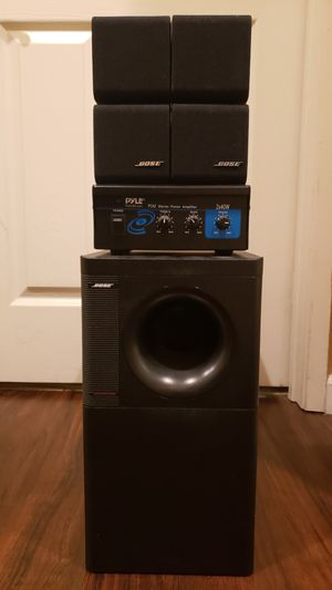 BOSE ACOUSTIMASS 7 home theater for Sale in Chula Vista, CA