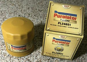 Purolator PureONE PL24651 oil filter for Sale in Tucson, AZ