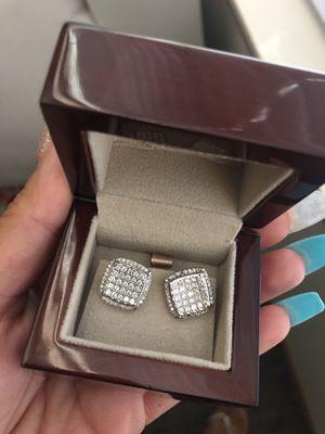 Diamond Earrings for Sale in Greenfield, WI