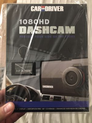 Dash cam 1080 hd for Sale in Alhambra, CA