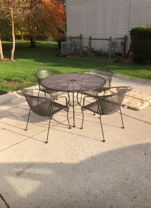 Meadowcraft Patio Set for Sale in North Royalton, OH
