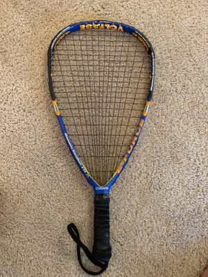 E-force racquetball racquet for Sale, used for sale  Hillsboro, OR