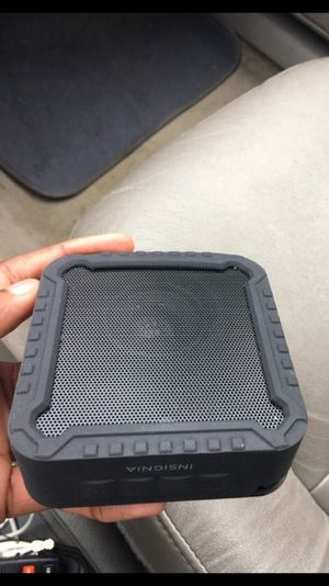 Small Bluetooth Portable Speaker for Sale in Silver Spring, MD