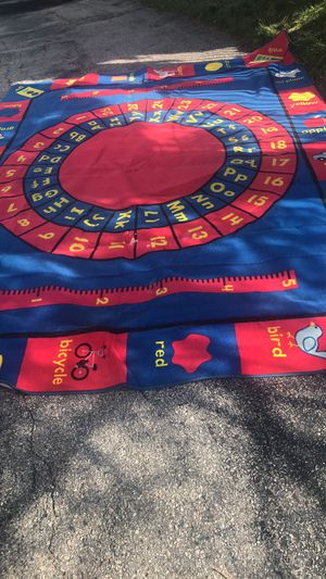 ABC learning carpet for Sale in Dedham, MA