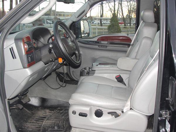 2006 Ford F-350 Lariat Diesel 6.0L 4x4 Snow Plower