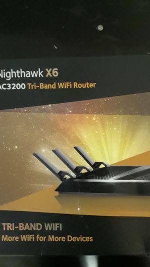 Netgear Tri-Band Wifi Router for Sale in Smyrna, GA