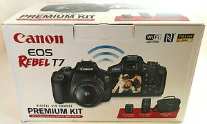 Canon EOS Rebel T7 Premium Kit (No Credit needed!!) as low as 39$ down! for Sale in Garden Grove, CA
