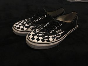 Flaming classic vans for Sale in Pompano Beach, FL