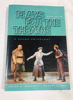 Plays For The Theatre 9th EDT for Sale in Sanford, ME