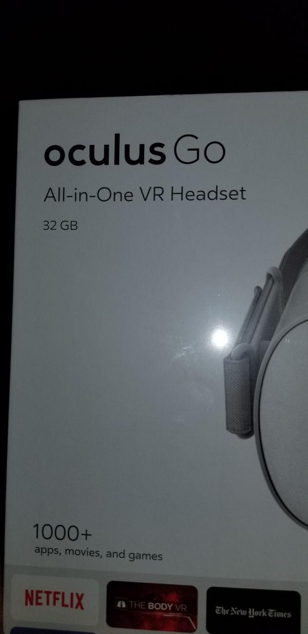 Oculus Go VR Headset 32 GB