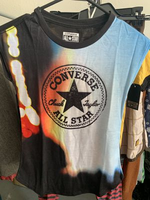 Kids Medium Converse Shirt - new! for Sale in Anaheim, CA