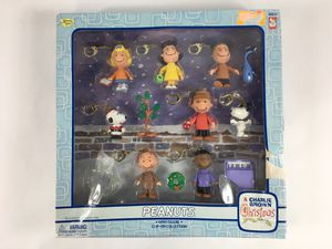 Peanuts Mini Figure Clip-On Collection A Charlie Brown Christmas Toys R' Us NEW! for Sale in Hamilton Township, NJ