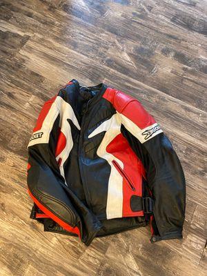 Joe Rocket Padded Motorcycle Jacket for Sale in Syracuse, UT