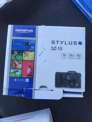 NEW OLYMPUS STYLUS SZ-15 for Sale in Laveen Village, AZ