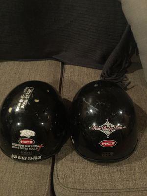 2 Dot helmets for sale for Sale in Pico Rivera, CA