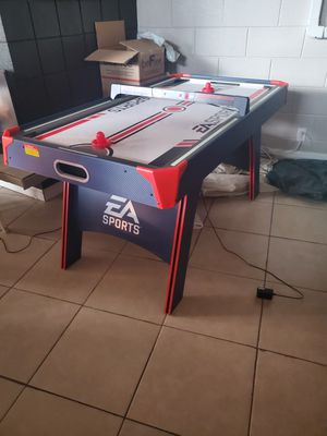 EA Sports air hockey table for Sale in Stockton, CA