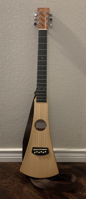 Martin Steel String Backpacker acoustic Guitar for Sale in Dallas, TX