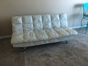 Leather futon for Sale in North Bay Village, FL