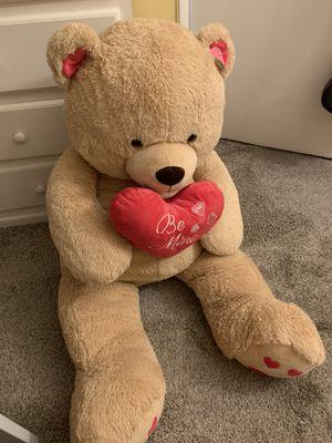 giant teddy bear $30 OBO for Sale in Los Angeles, CA