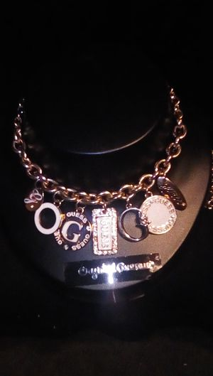 Guess charm necklace for Sale in Cerritos, CA