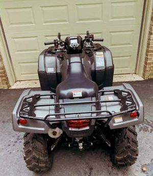 ATV RUBICON HONDA for Sale in St. Petersburg, FL
