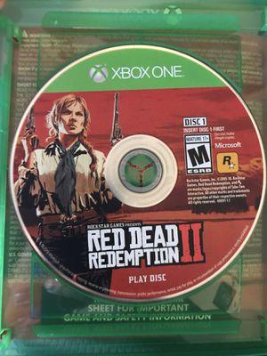 Red dead 2 for Sale in Dallas, TX