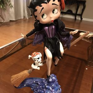 Porcelain Be-Witching Betty Boop for Sale in Anaheim, CA