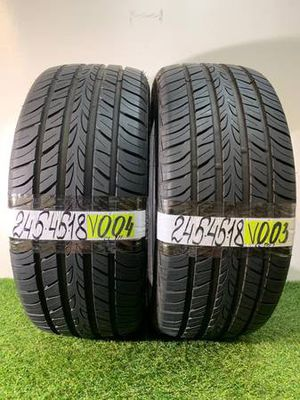Q143 245 45 18 Primewell Valera Sport AS 2 used tires 245/45R18 for Sale in Orlando, FL