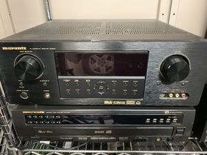 Marantz gold sound system for Sale in Phoenix, AZ