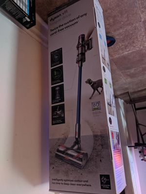 Dyson Torque Drive V11 Vacuum Cleaner Blue for Sale in Brooklyn, NY