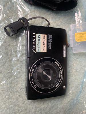 Nikon Coolpix camera for Sale in Spokane, WA