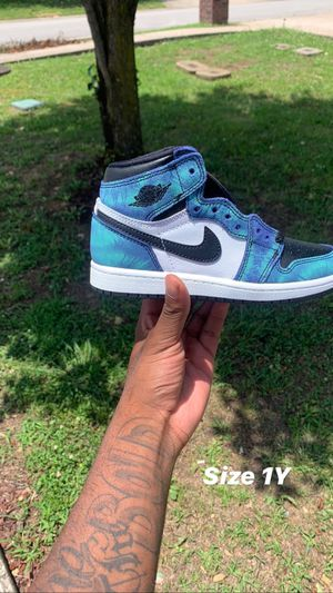 Air Jordan 1 Tie dye for Sale in La Vergne, TN