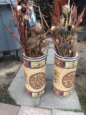 Flower vases for Sale in Woodlake, CA