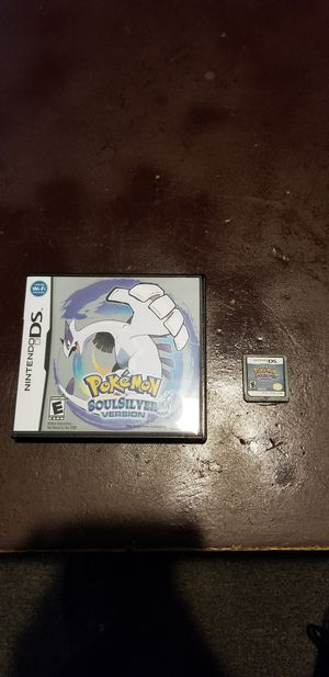 Pokemon Soul Silver for Sale in Locust Valley, NY