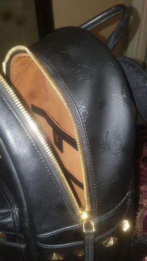Black mcm backpack for Sale in Atlanta, GA