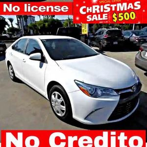 2016 TOYOTA CAMRY SE for Sale in South Gate, CA