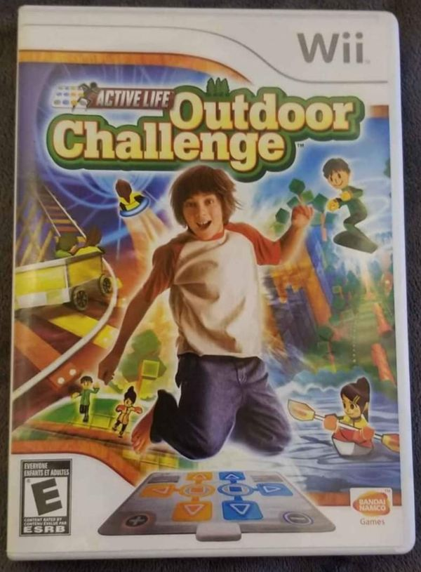 Outdoot Challenge wii game
