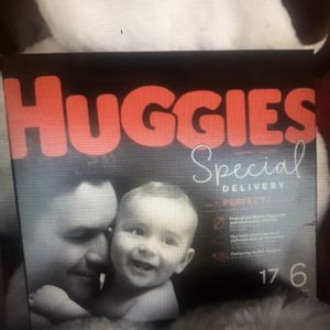 Huggies Special Size 6 for Sale in Upland, CA