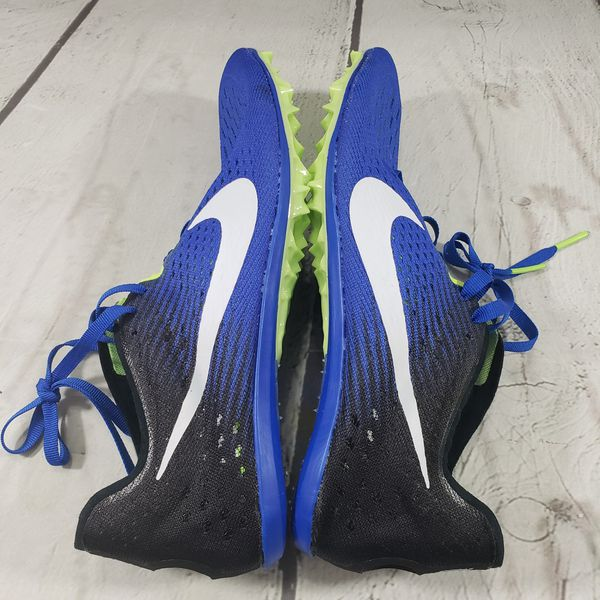 Nike Shoes Size 5.5 Men's Zoom Victory 3 Racing Distance Track Running 835997-413 New Without Box NWOB